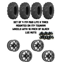 ITP TSUNAMI WHEEL / ITP MUD LITE II TIRE