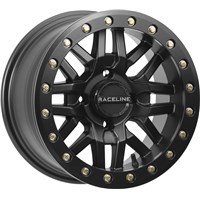 Ryno Beadlock Black Wheel