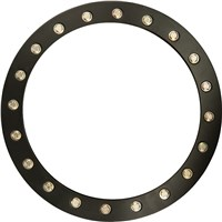 Raceline Beadlock Ring Black