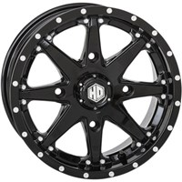 STI HD 10 Wheel Gloss Black