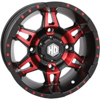 HD7 RADIANT RED WHEEL
