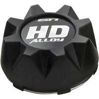 STI Matte Black Center Cap - HD3/ HD4/ HD6 Wheels Yamaha Viking & Wolverine X/X4