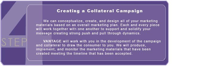 Creating a Collateral Campaign