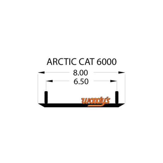 Competition Runners: Arctic Cat Race Skis