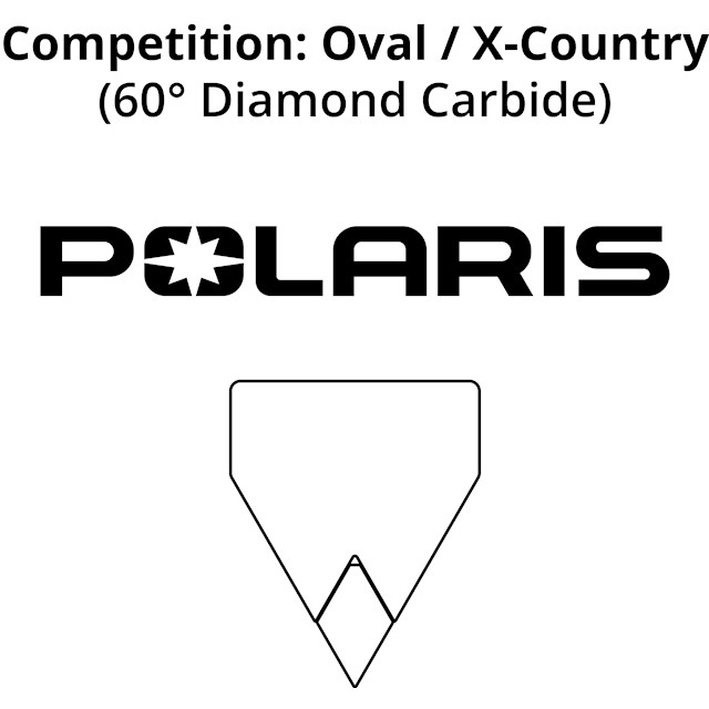 Competition Runners: Polaris Race Skis