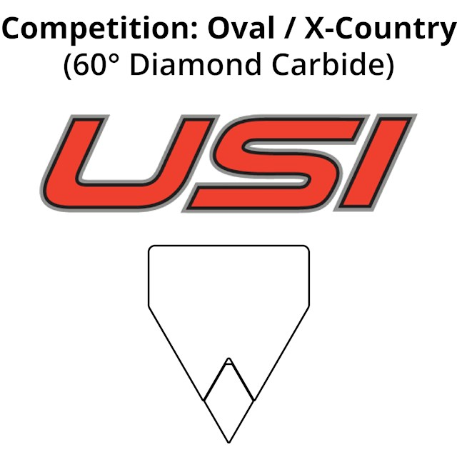 Competition Runners: USI Skis