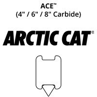 Ace™: Arctic Cat Stock Skis