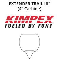Extender Trail III™: Kimpex Skis