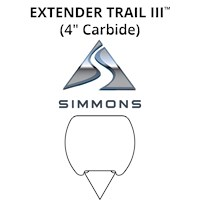 Extender Trail III™: Simmons Skis