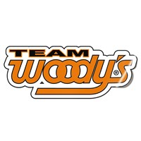 Team Woody's Trailer Decal