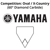 Competition Runners: Yamaha Race Skis