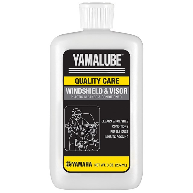 Windshield & Visor Plastic Cleaner & Conditioner