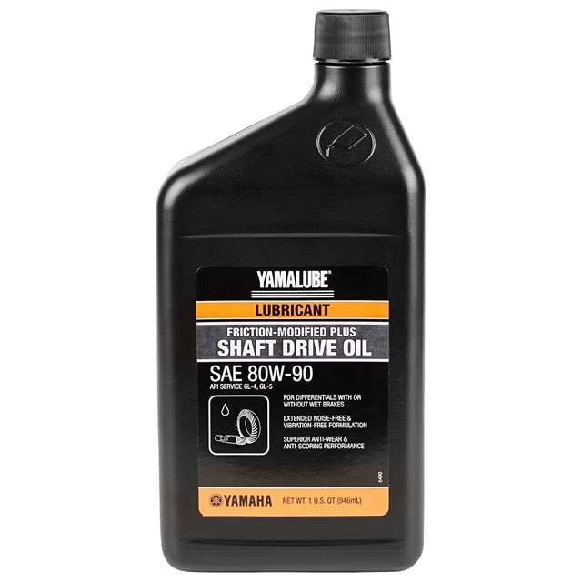Friction Modified Plus Shaft Drive Oil