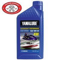 10W-40 Mineral 4W Watercraft Engine Oil