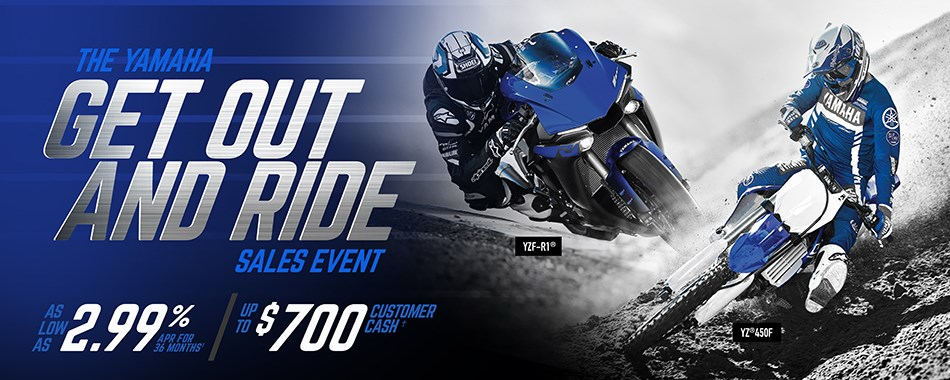 Yamaha Motorcycle Sale